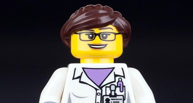 Lego Profesörü Aranıyor!