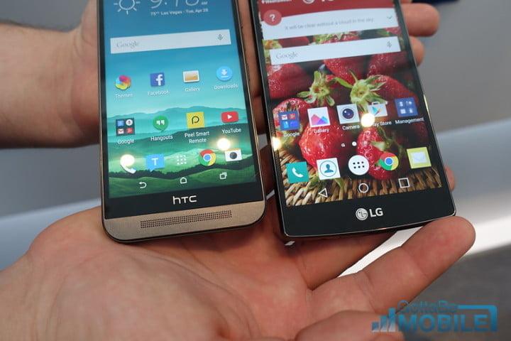 LG G4 ve HTC One M9 Arasındaki Farklılıklar! -Karşılaştırmalı İnceleme-
