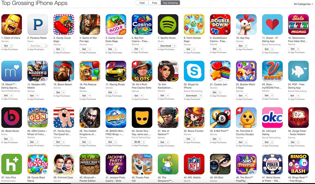 App Store'da İndirim var!
