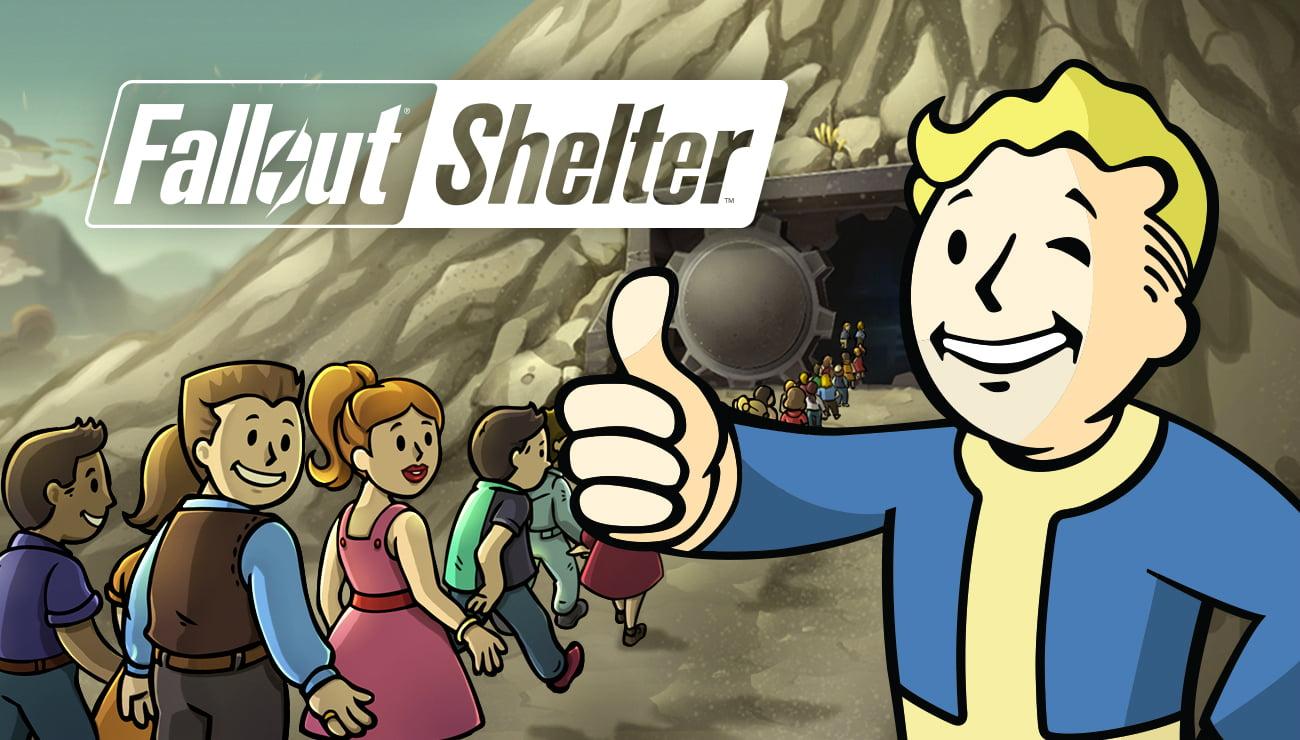 Fallout Shelter iki haftada 5.1 milyon dolar kazandı