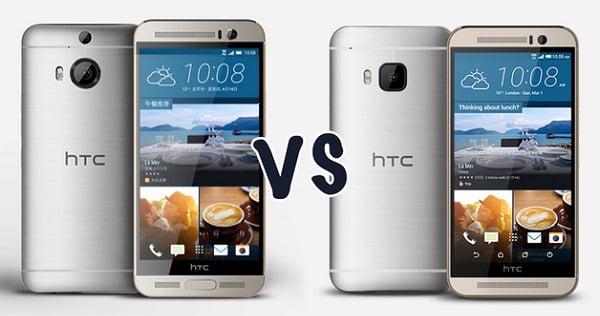 HTC One M9 mu yoksa HTC One M9+ mı?