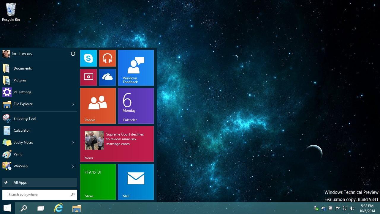 Windows 10 USB Bellek ile satılacak!