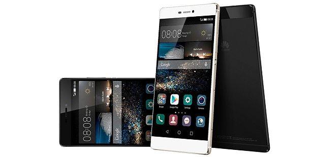Huawei metal modasına uydu: Huawei P8