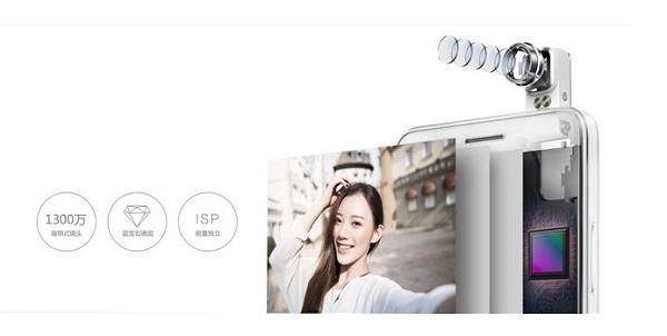Döner kameralı Huawei Honor 7i tanıtıldı!