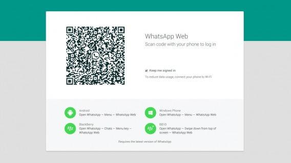 iOS cihaz sahipleri de artık web'den WhatsApp kullanabilecek