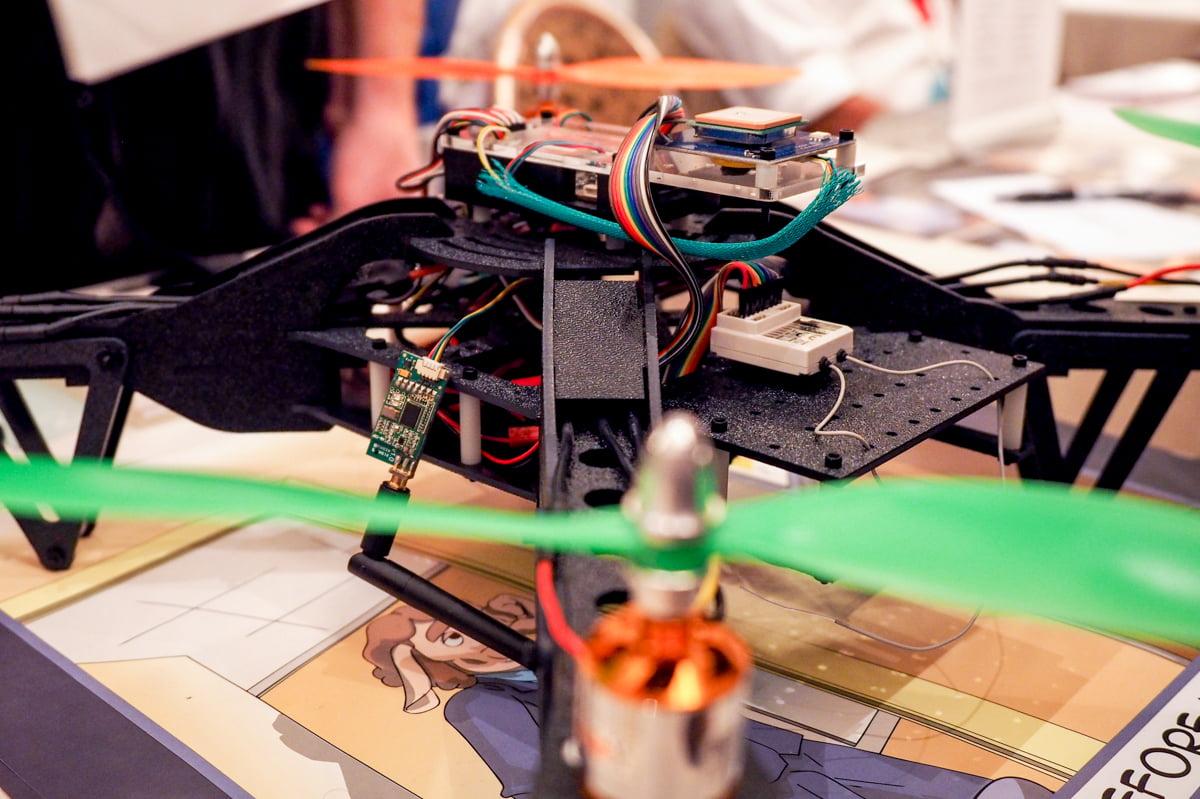 Drone'lar bilgilerinizi çalabilir!