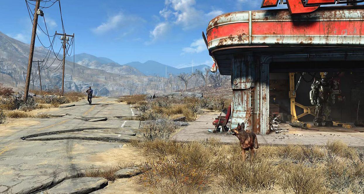 Fallout 4 için 400 saatten fazla oyun süresi olacak