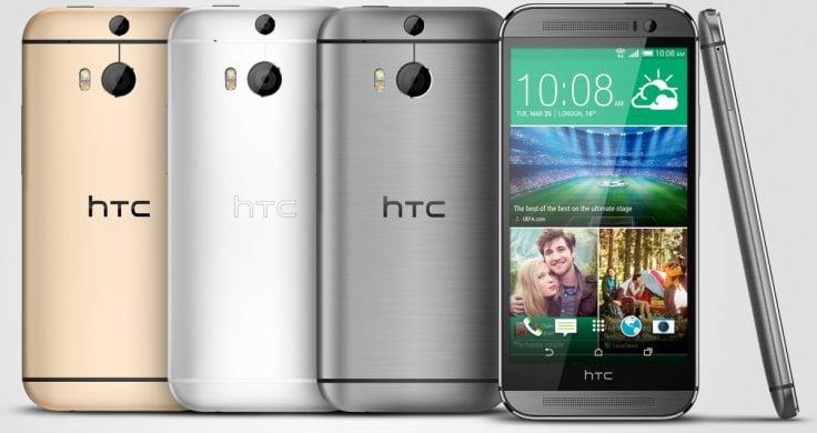 HTC One M9 Android 5.1 Lollipop'a kavuştu
