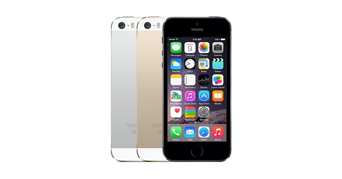 Все ios для айфон 5