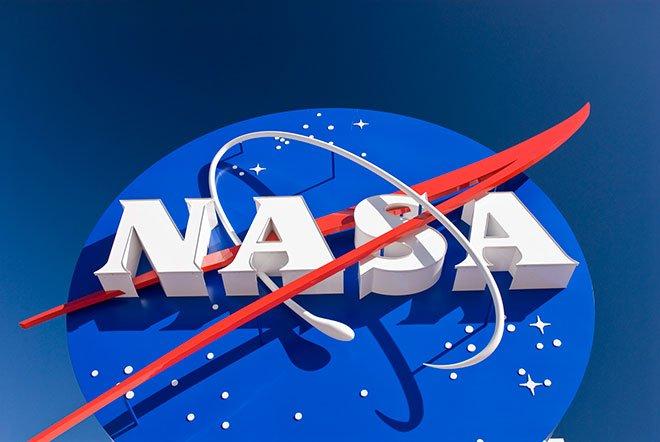 NASA'dan canlı yayın yaptı