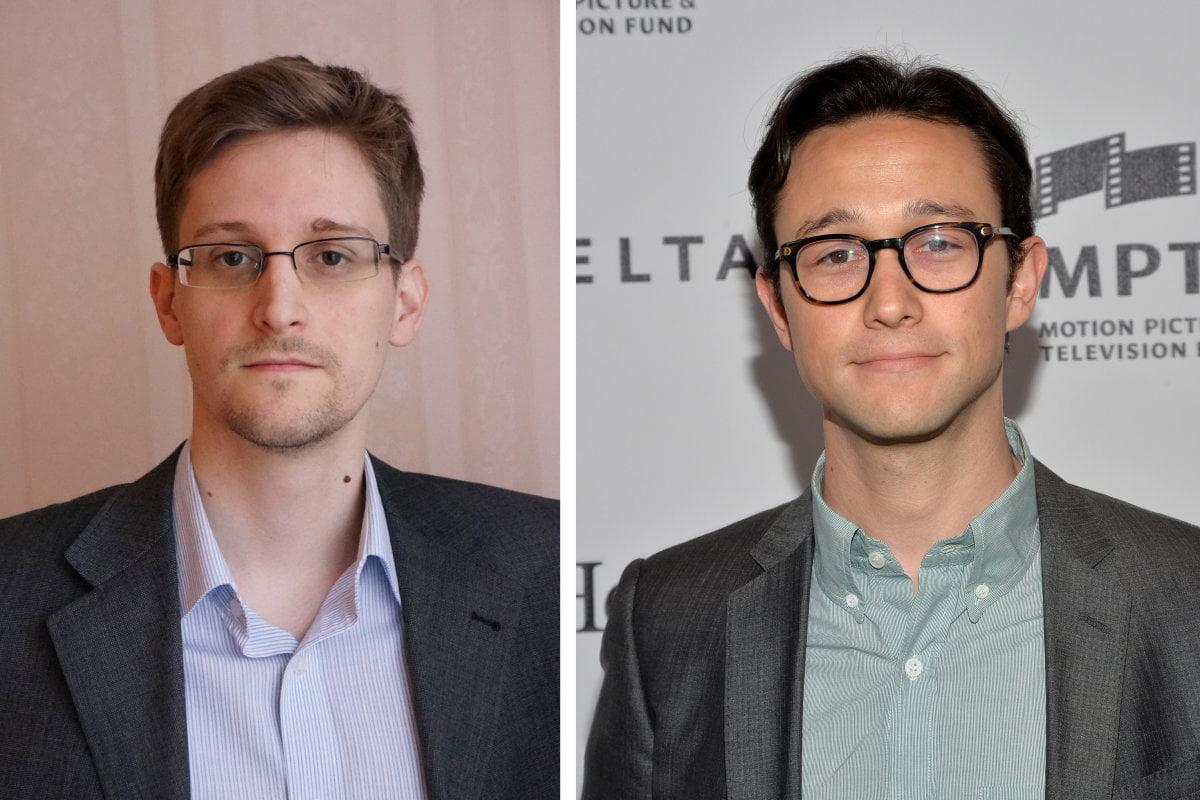 Gerçek Snowden ile gizlice görüşmüş!