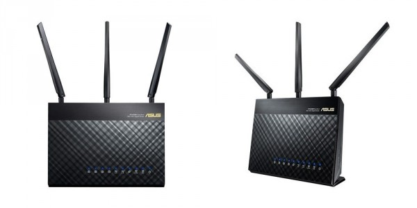 asus ac68 router