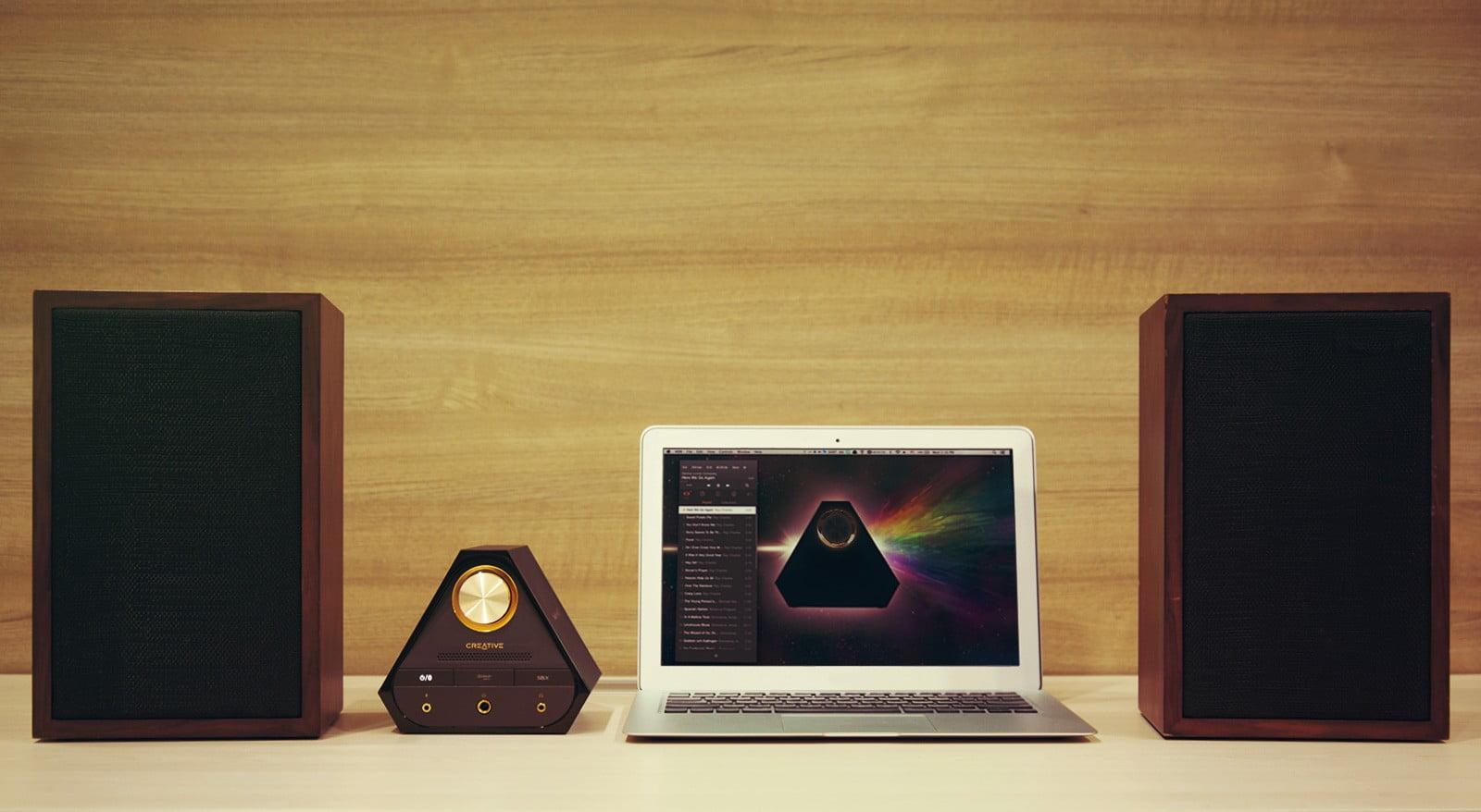 Creative Sound Blaster X7'yi güncelledi