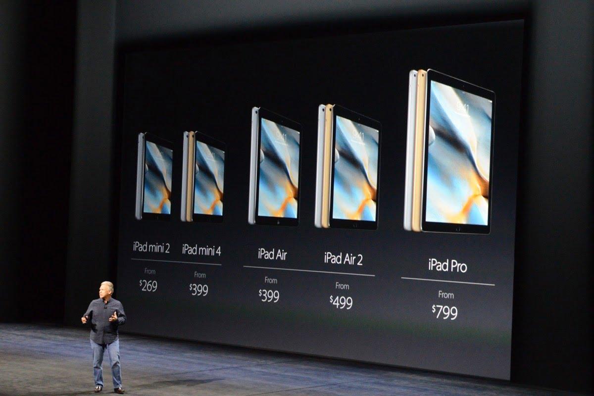 iPad mini 4 tanıtıldı
