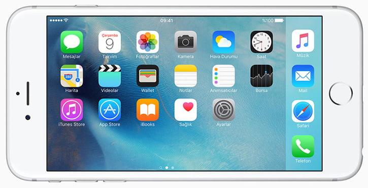 Android'de zaten olan 5 iPhone 6s özelliği!