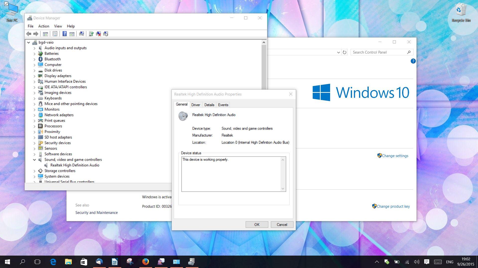 Windows 10'dan ses gelmiyor mu? -Rehber-