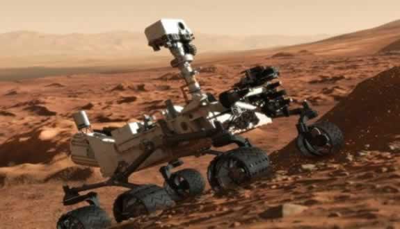 Gezgin Robot için Rusya ile ESA ortaklığı!