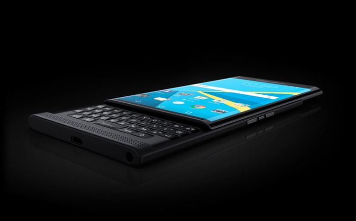BlackBerry Priv 4K video çekecek!