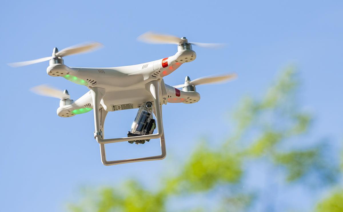 Drone uçurdu 2 milyon dolar ceza aldı