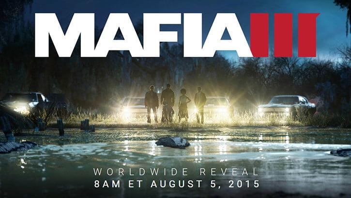 Mafia 3'ün Çıkış Tarihi Kesinleşti
