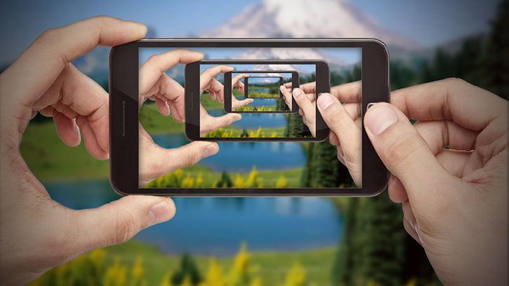 Telefon Kamerasıyla Çekilmiş 10 Harika Fotoğraf – 2