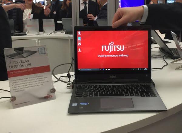 Fujitsu Yeni Ultrabook'u Lifebook T936'ı Tanıttı!