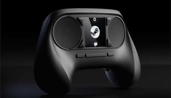Steam Controller güncellemesi geldi!