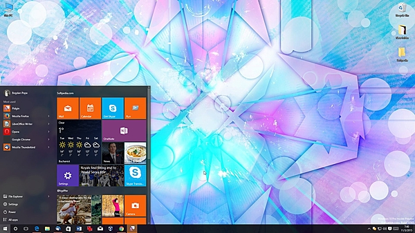 """Windows 10 XP'nin Gelişmiş Hali"""