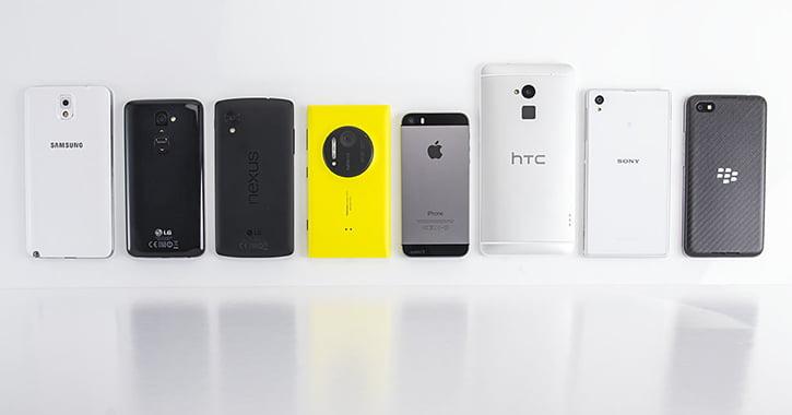 Çinli firmaların en iyi telefon modelleri! (2015)
