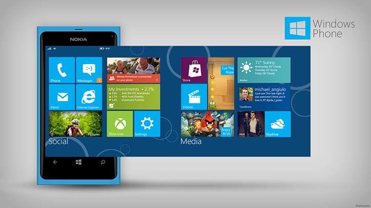 Microsoft: Yeni Windows Phone Hayal Edemeyeceğiniz Bir Şey Olacak