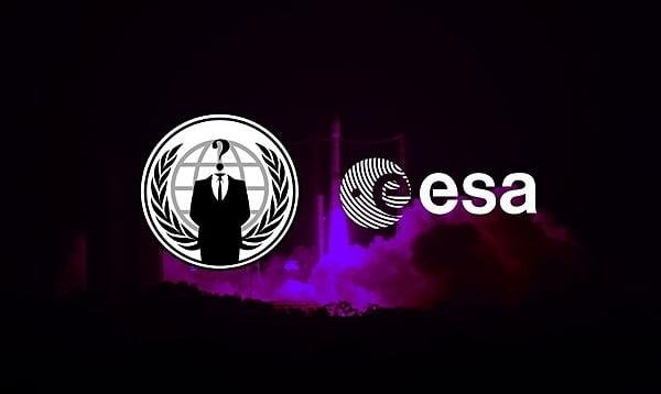 Eğlencesine Avrupa Uzay Ajansı'nı Hacklediler!
