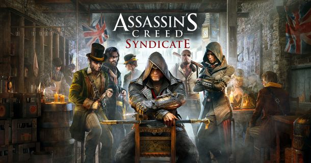 Assassin's Creed: Syndicate Playstore'da