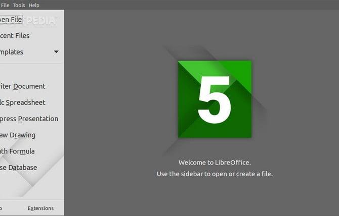 Libre Office gözden geçirilecek!