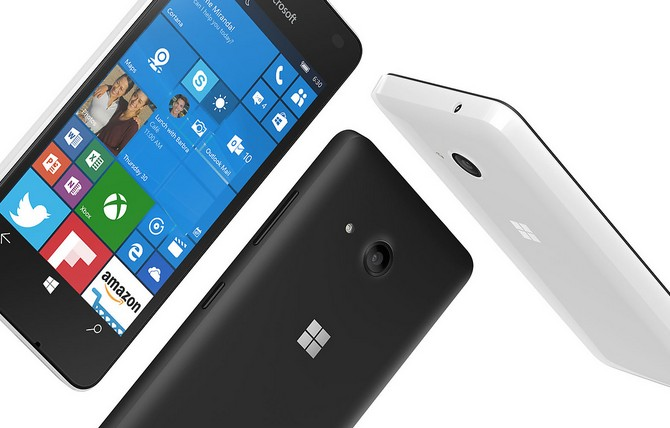 Microsoft Lumia 650, MWC 2016'ya ayak basacak!