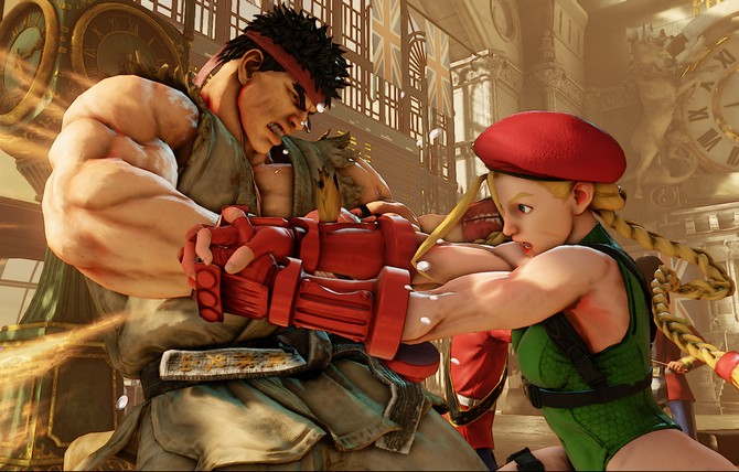 Street Fighter 5, 3. Beta sürecinde!
