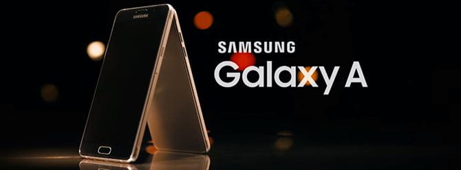 Yeni Galaxy A serisi
