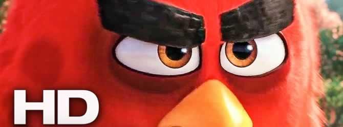 Angry Birds için yeni fragram yayınlandı!