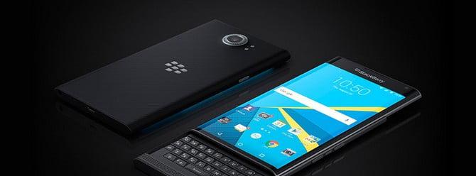 BlackBerry Priv Hangi Ülkeye Geliyor?