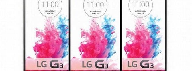 LG G3'te öyle bir Açık çıktı ki…!