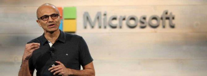 Amerika Savunma Bakanlığı,Microsoft'u İşgal Etti
