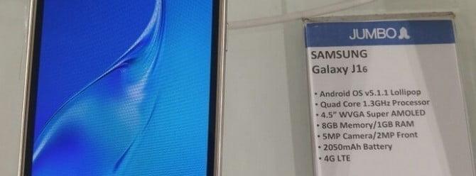 Samsung Galaxy J1'in Çıkış Tarihi artık belli!