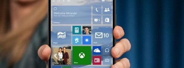 Windows 10 Mobile'ın çıkış tarihi belli oldu!