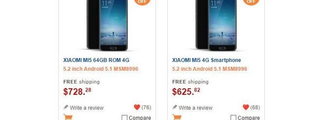 Xiaomi Mi5 Ucuz olacak mı olmayacak mı?