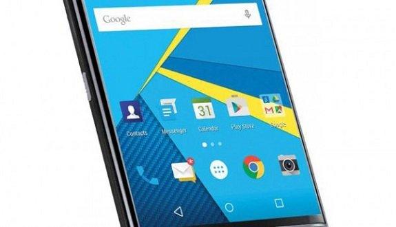 BlackBerry, Android'li Cihazları Raflara Koyuyor