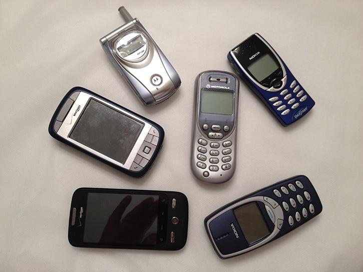 nostaljik telefonlar ile ilgili görsel sonucu