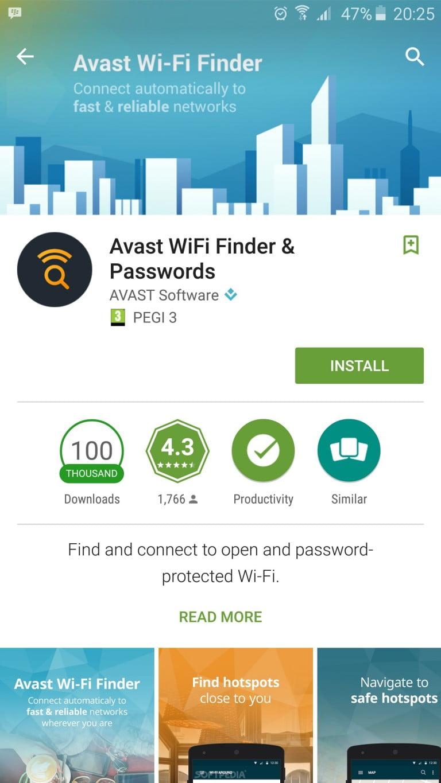 Avast'tan yeni bir Hizmet