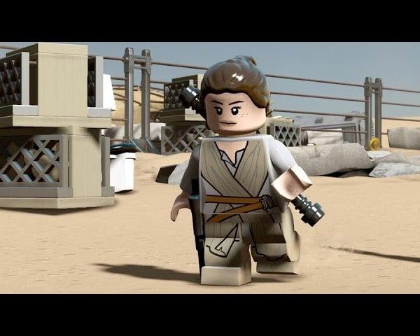 Lego Star Wars: The Force Awakens Başlıyor!
