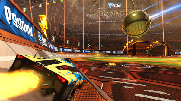 Rocket League Xbox One'a Geliyor!