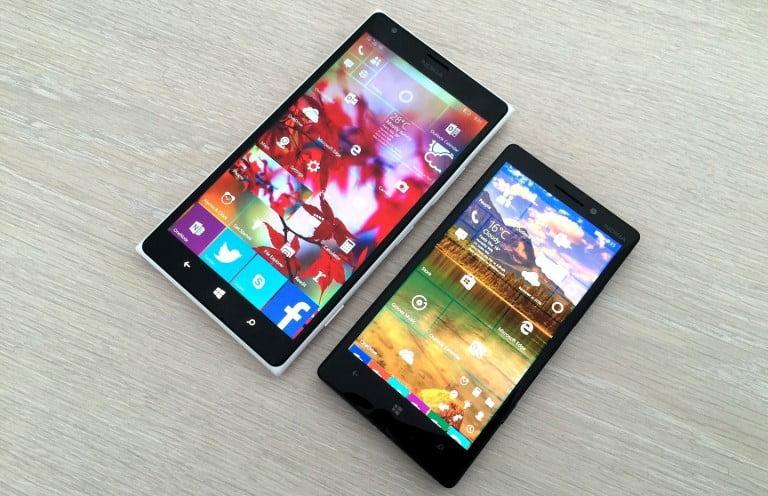 Windows 10 Mobile'lı Yeni Telefon Geliyor