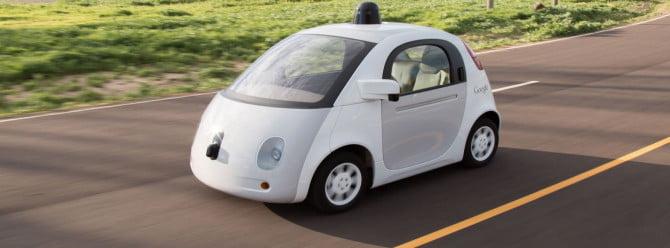 Google otomobil üretmeye mi başlıyor?